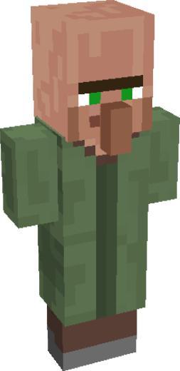 Nitwit | Minecraft Mobs | Tynker
