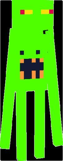 Jenderman | Minecraft Mobs | Tynker