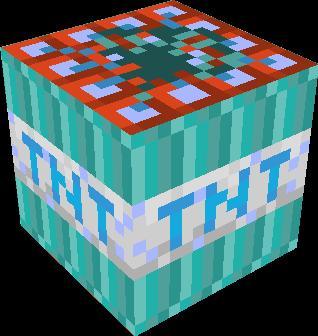 Underwater TNT   Minecraft Blocks   Tynker