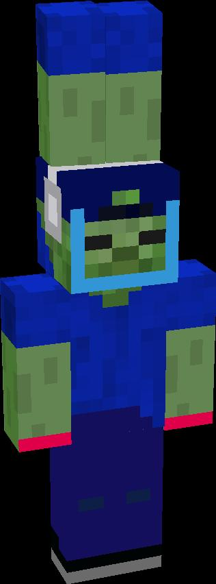 Mark The Friendly Zomb   Minecraft Mobs   Tynker