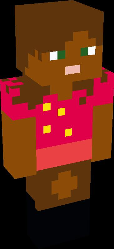 Zoe from Free Rein | Minecraft Skins | Tynker