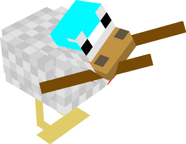 LogDotZip's Chicken | Minecraft Mobs | Tynker