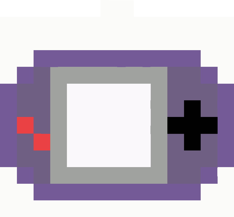 game boy advanced | Minecraft Items | Tynker
