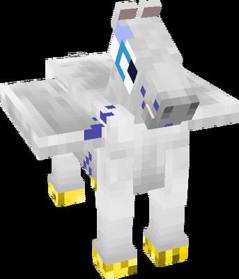 Pegasus | Minecraft addons | Tynker