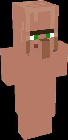 naked exploding villag | Minecraft addons | Tynker