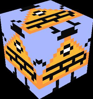 Bill Cipher Block | Minecraft Blocks | Tynker