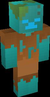 drowned | Minecraft Mobs | Tynker