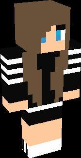 Cute Adidas Girl Minecraft Skins Tynker