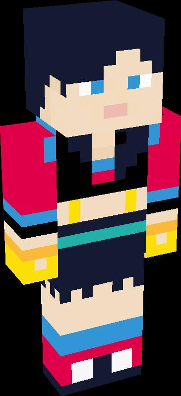 Fortnite Rox Skin Minecraft Skin
