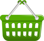 Basket - green icons