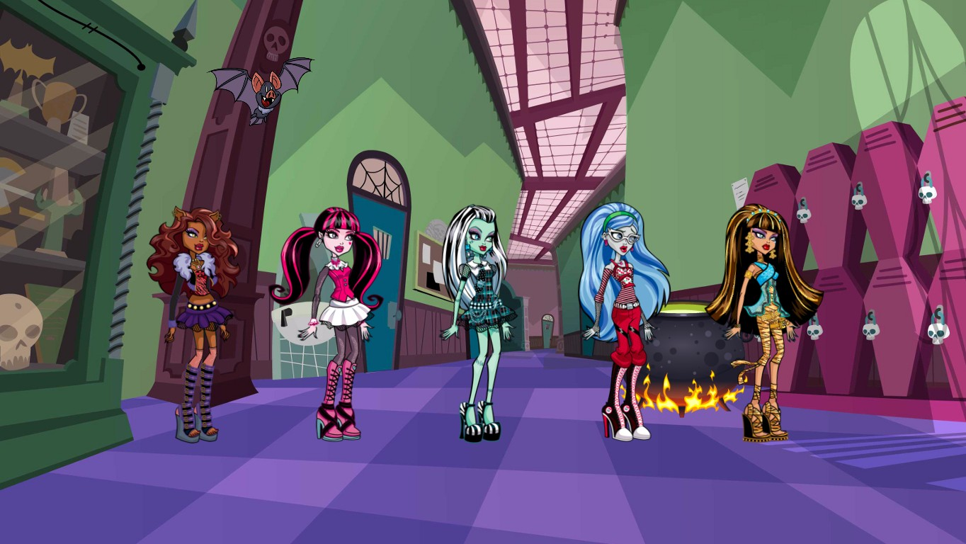 Monster High Dance Party