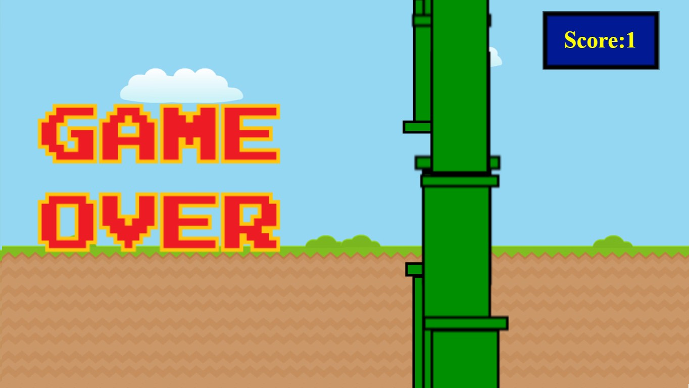 Flappy Invaders