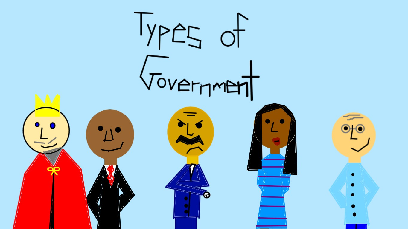 Types of Government Design Project