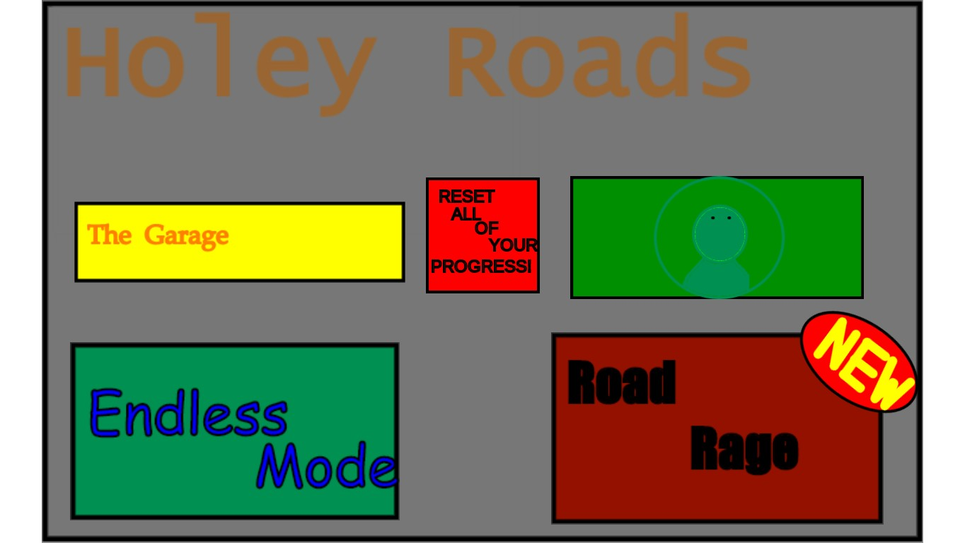 Holey Roads