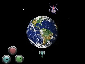 Invaders in Space