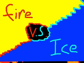 1-2 player ice vs fire - copy
