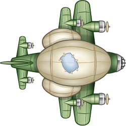 Boss Plane - Airship Boss 2