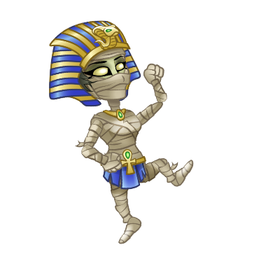 Mummy - dance 4