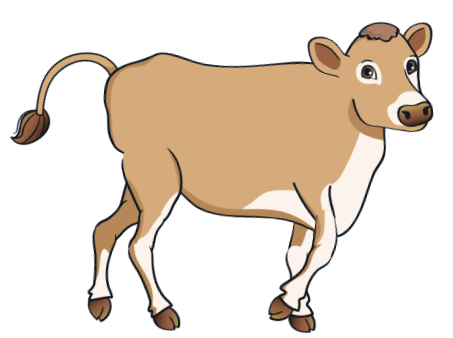 cow - BrownCow_1
