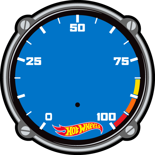 speed gauge - Speedometer