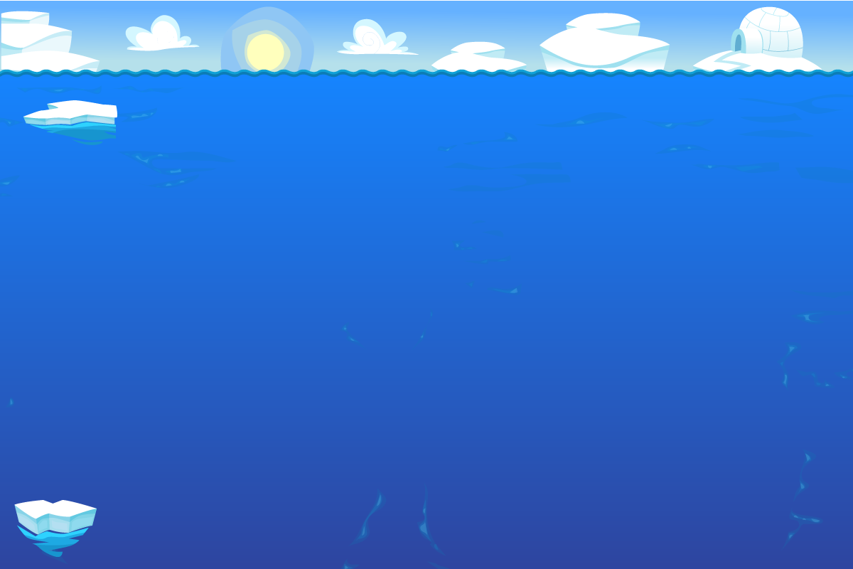background scene - ocean