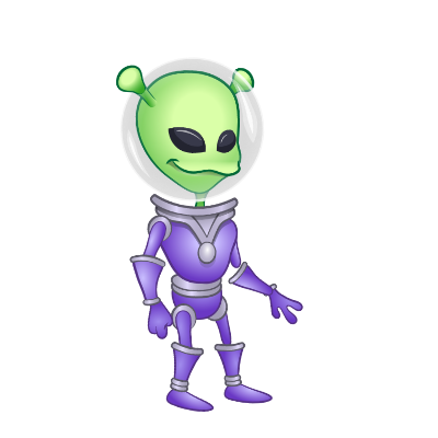 BeatBot - alien bot