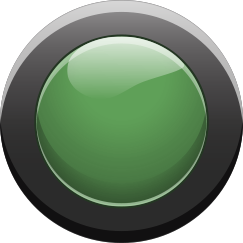 Green Button - green button off