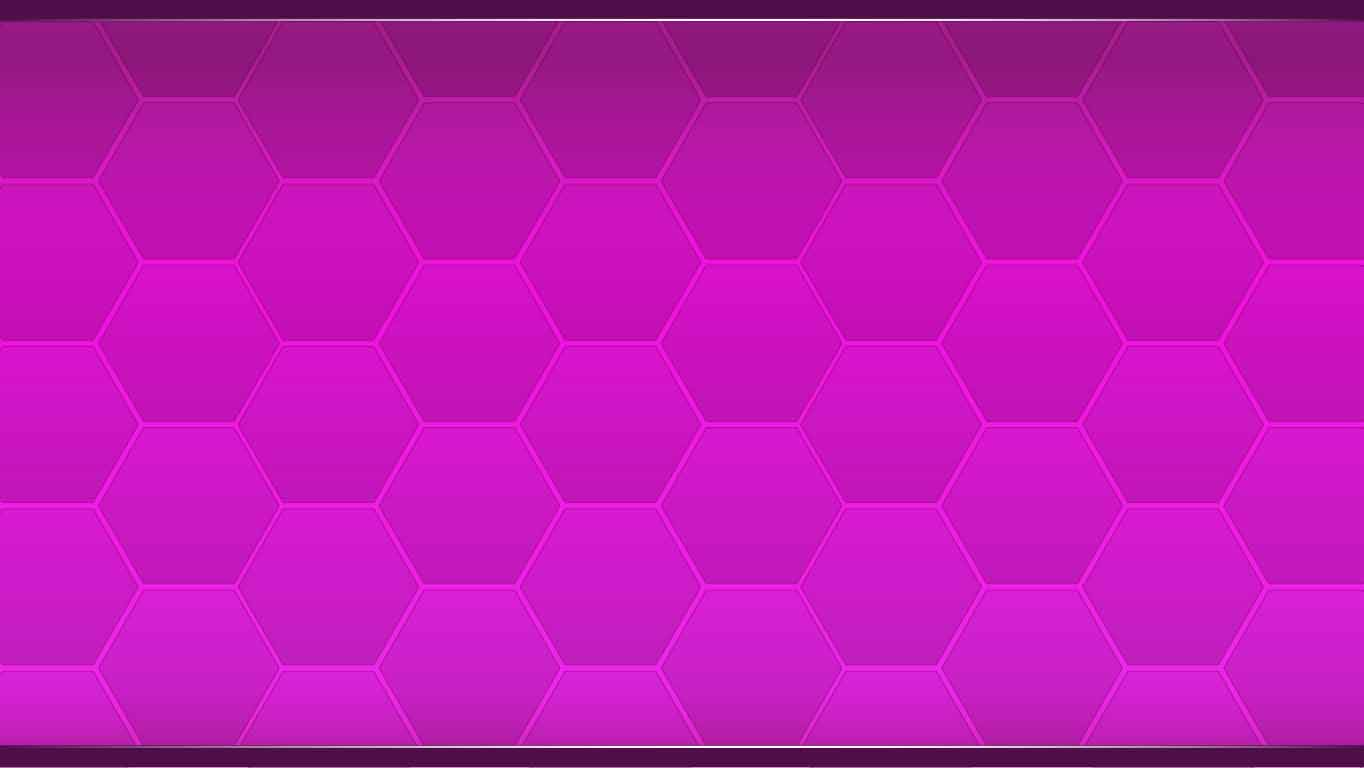 background scene - Hot Pink Hexagons