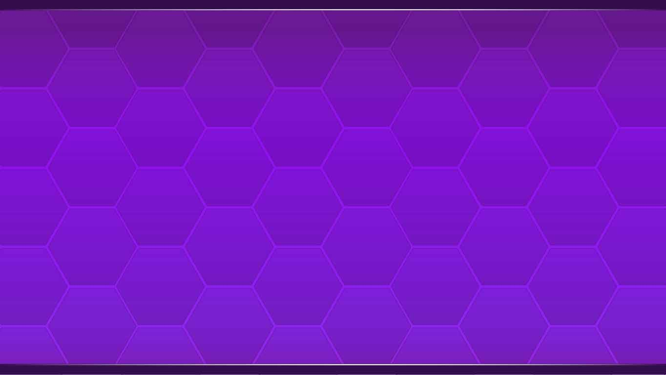 background scene - Purple Hexagons