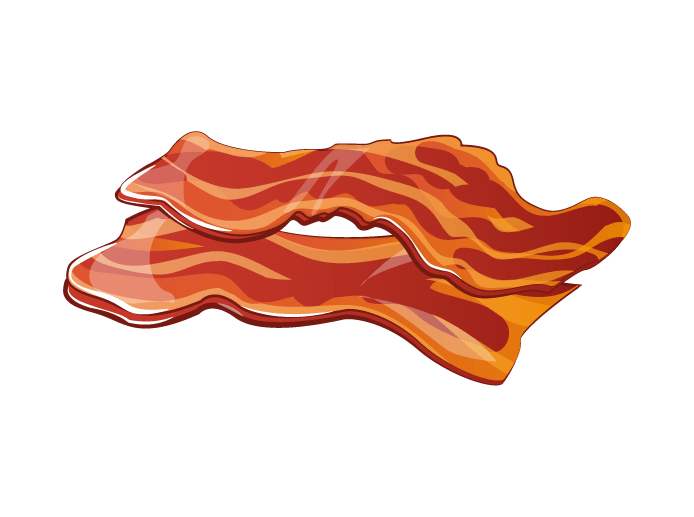 Topping - bacon1