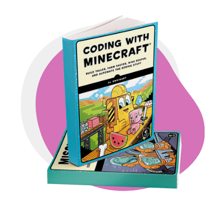 Coding with Minecraft book