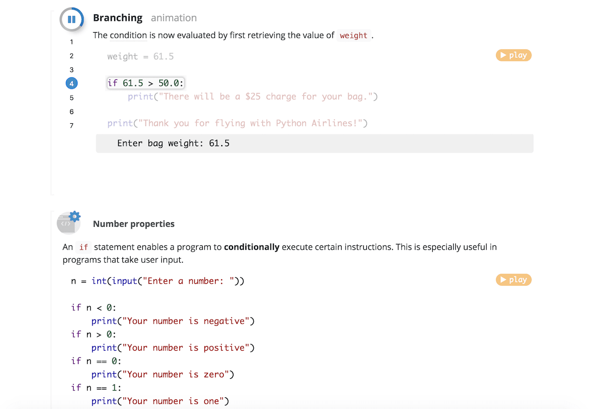 Python 201 School Coding Course Tynker