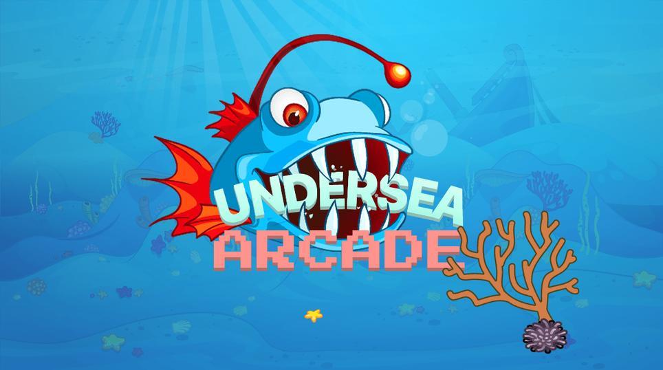 Undersea Arcade | Hour of Code | Tynker