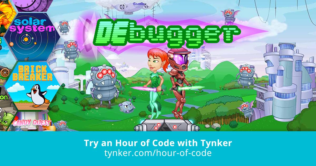 Debugger   Hour of Code   Tynker