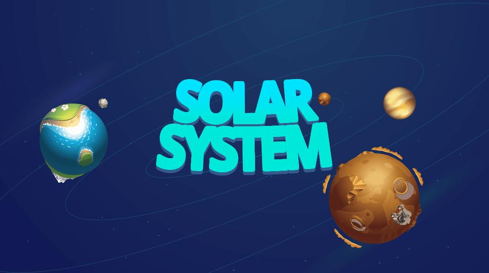 STEM | Solar System | Hour of Code | Tynker