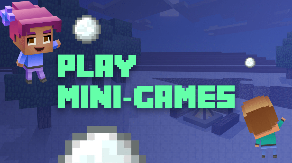 Play Mini-Games