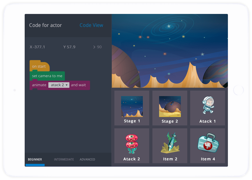 Teach k 12 students to code tynker project based learning fandeluxe