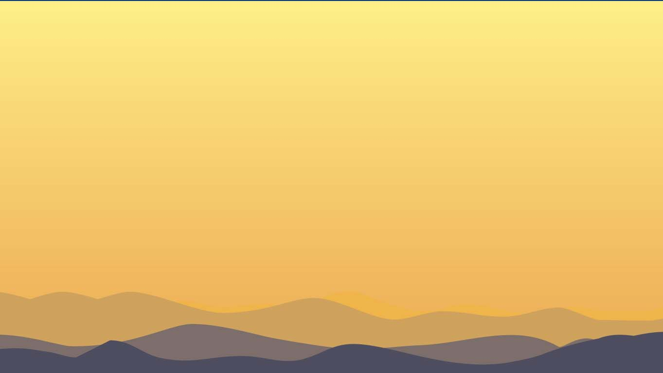 background scene - Sunset Dunes