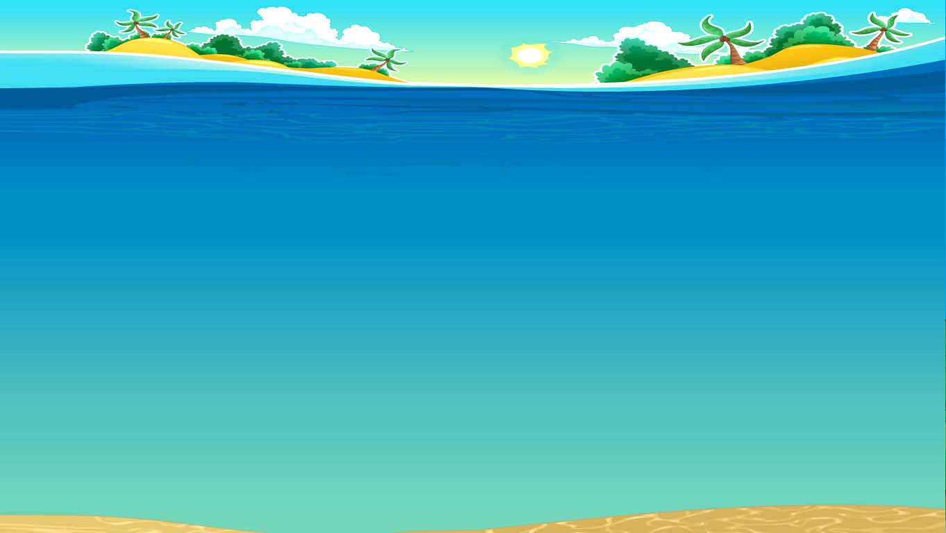 background scene - Calm Ocean