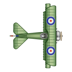 drawing61 - WW1 Plane 2