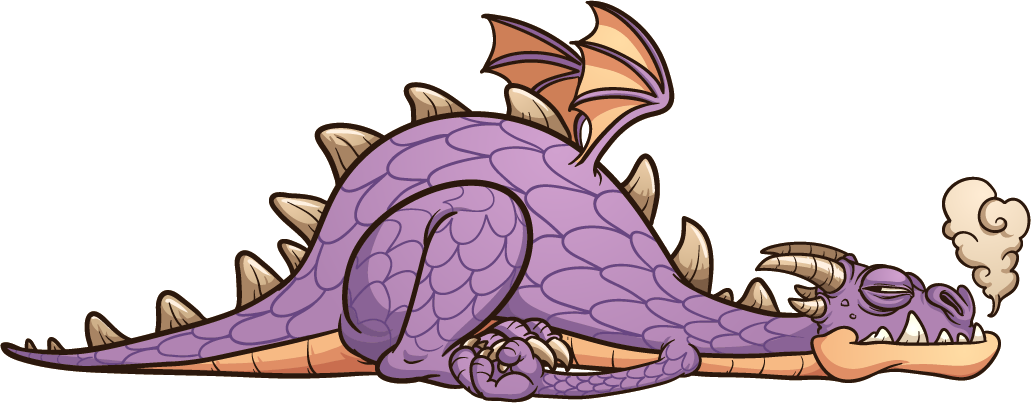 Lazy Dragon - lazy dragon