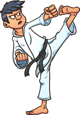 drawing211 - karate kid 1