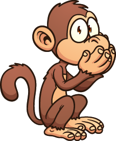 drawing51 - monkey 3