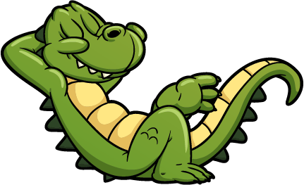 crocodile - cartoon crocodiles 5