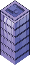 purple building short 1 - purple building short 1