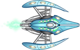 Spacecraft - Space Ship 3