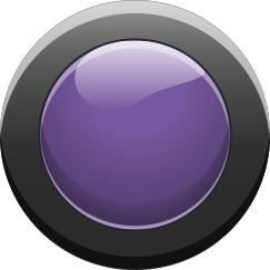 Button - purple button off