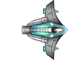 Space Ship - Spacecraft 1