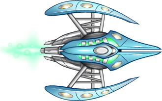 Spacecraft - Space Ship 31