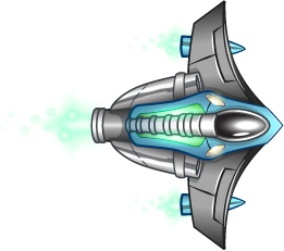Hero Ship - Spacecraft 2
